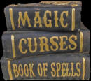 Magic Curses Book of Spells