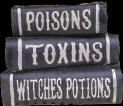 Poisons Toxins Witches Potions